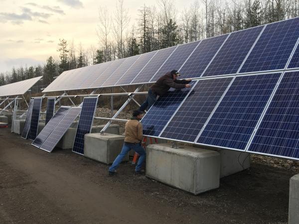 HH Solar Panels